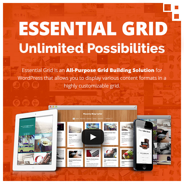 essential-grid-wordpress-plugin