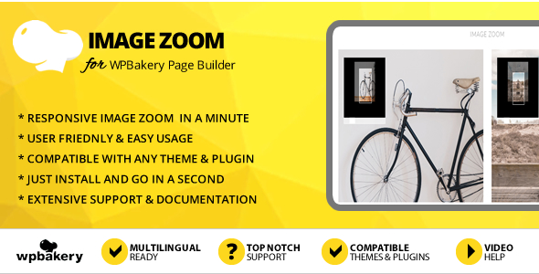 Elegant Mega Addons Image Zoom for WPBakery Page Builder