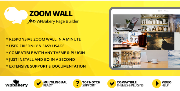 Elegant Mega Addons Zoom Wall for WPBakery Page Builder